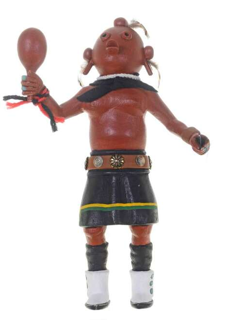 Mudhead Kachina Doll 27272