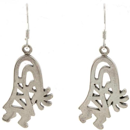 Hopi Kokopelli Earrings 26371