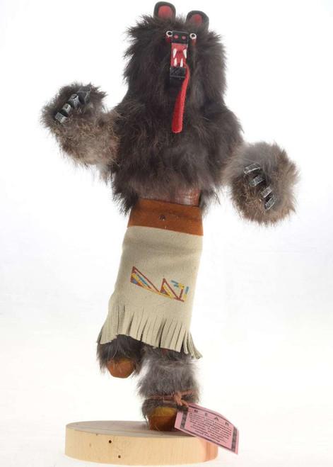 Black Bear Kachina 19019