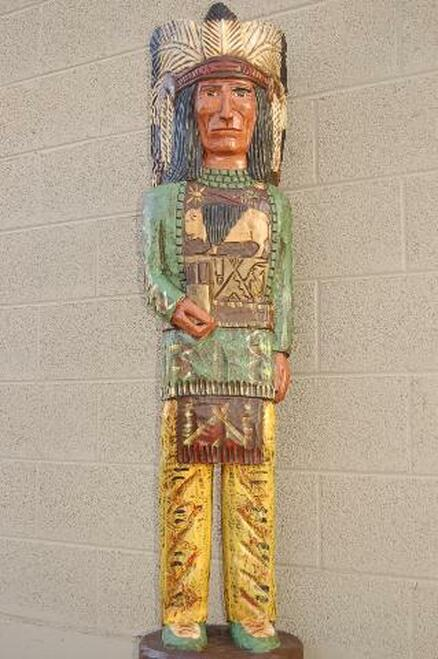 Cigar Store Indian Chief 33961