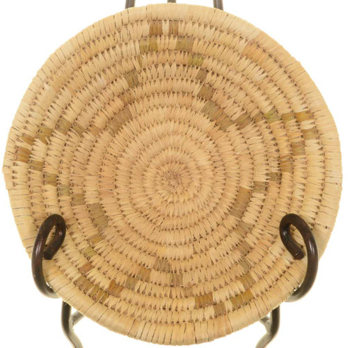 Vintage Papago Indian Basket 25792