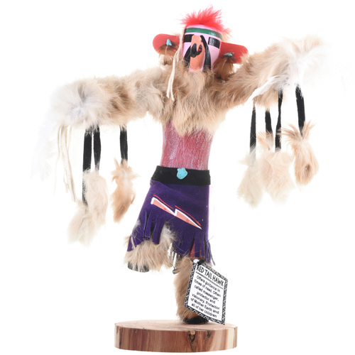 Hawk Kachina Doll 19031