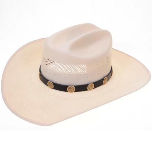 Gold Concho Hatband 25750