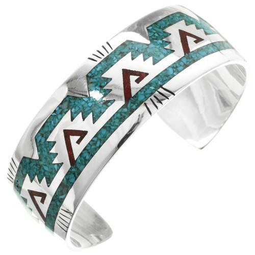 Navajo Turquoise Bracelet 26001