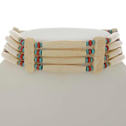 Native American Bone Choker 26135