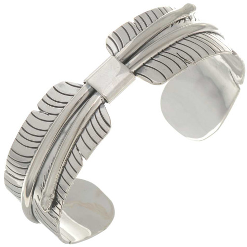 Navajo Tribal Feather Bracelet 26707