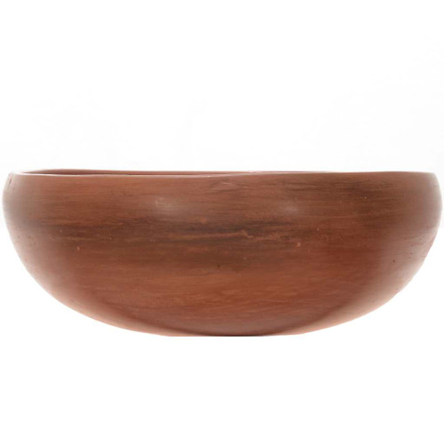 Redware Piki Bowl 26985