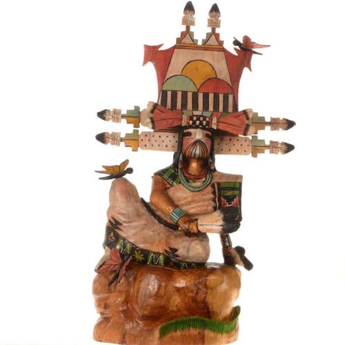 Hopi Butterfly Kachina Doll 24685