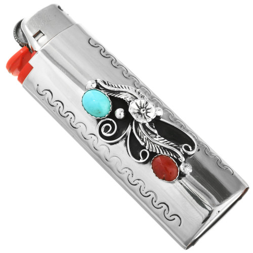 Sleeping Beauty Turquoise Lighter Case 24036