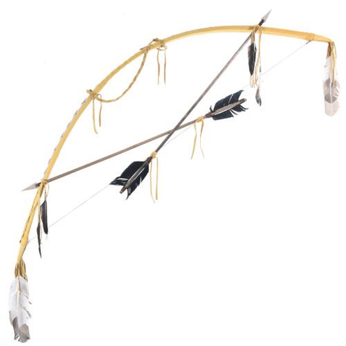 Handmade Bow and Crosses Arrows Wall Decor 30222