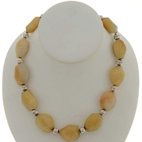 Navajo Beaded Necklace 26935