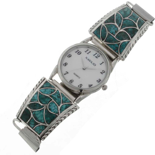 Vintage Turquoise Watch 26289