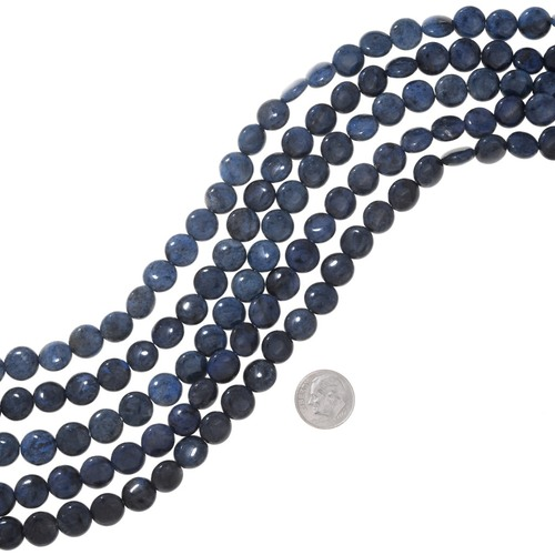 Dumortierite Beads 37224