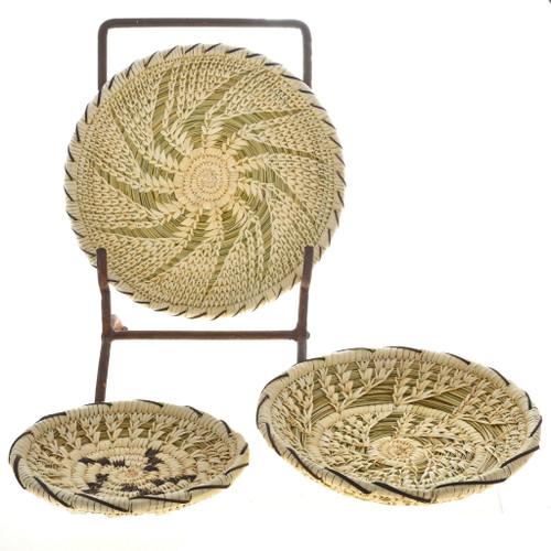 Native American Papago Baskets 22496