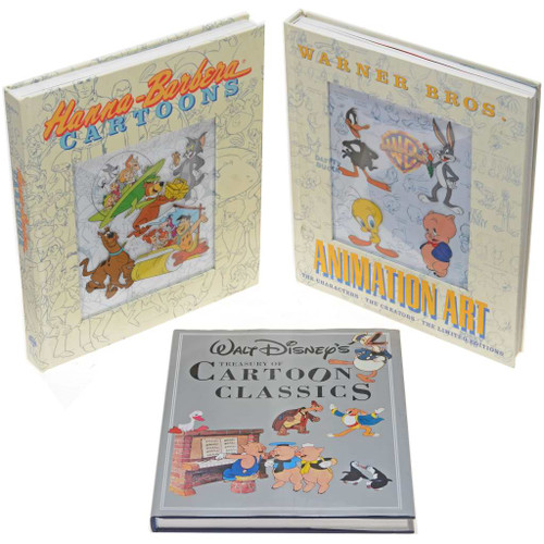 Animation Cartoon Books