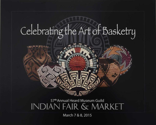 Indian Art of Basketry Poster 26804