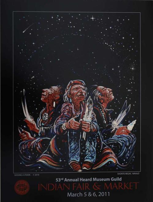 Heard Museum 2011 Art Poster 26806