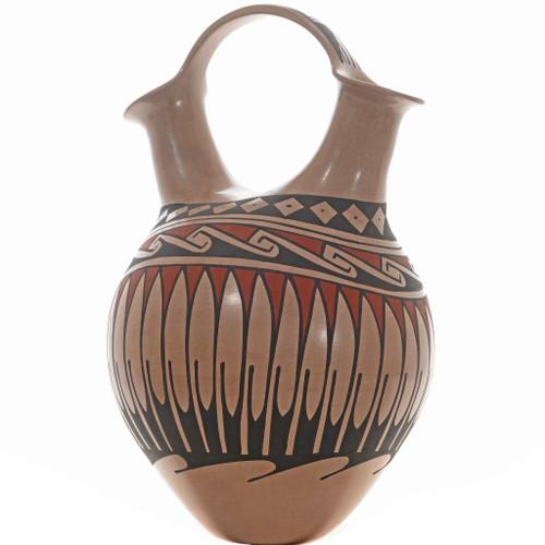 Mata Ortiz Wedding Vase 26753