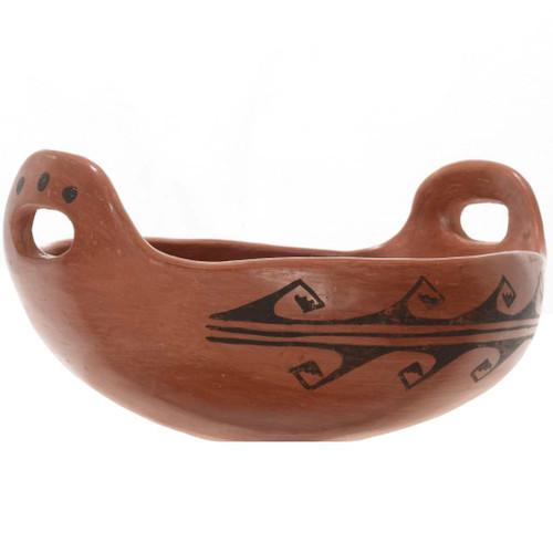 Hopi Redware Serving Bowl 26986