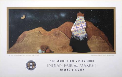 Heard Museum 2009 Fair Poster 26808