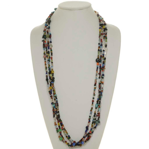 Indian Trade Bead Necklace 26271