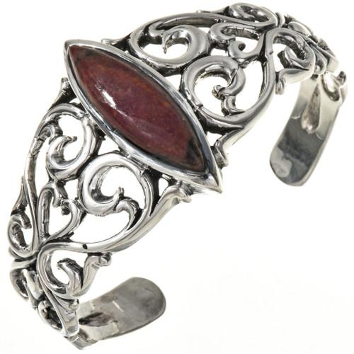 Sugilite Silver Ladies Bracelet 29218