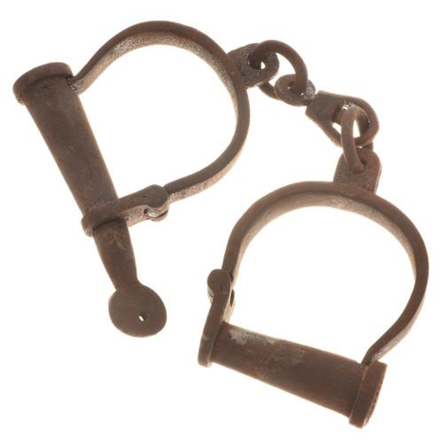 Iron Handcuffs 18706