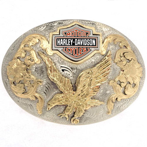 Harley Davidson Belt Buckle 23145
