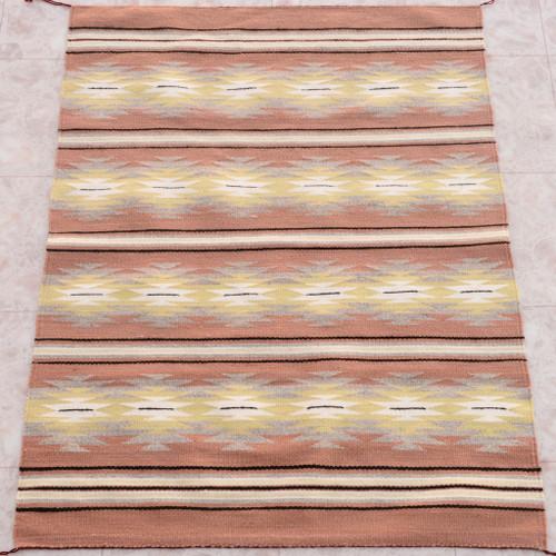 Navajo Chinle Pastel Wool Rug 27824