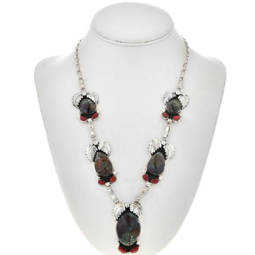 Genuine Bisbee Turquoise Necklace 17349