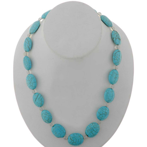 Native American Beaded Necklace 27419