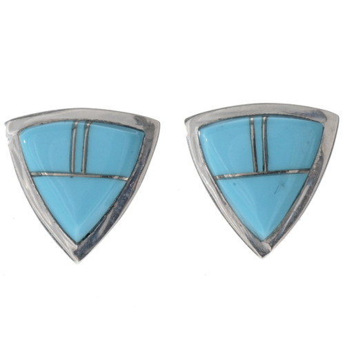 Turquoise Post Earrings 24123
