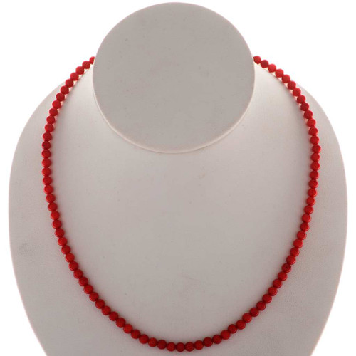 Bamboo Coral Beads 25628