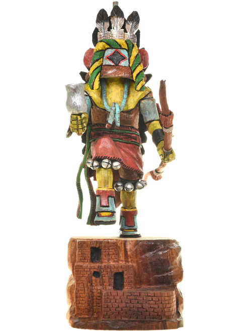 Chasing Star Kachina Doll 27556