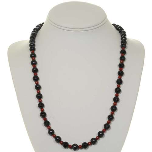 Blue Goldstone coral Necklace 26266