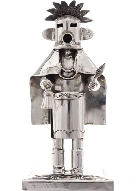 Sterling Kachina Doll 21590