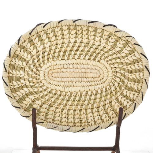 Tohono O'odham Handwoven Basket 22145