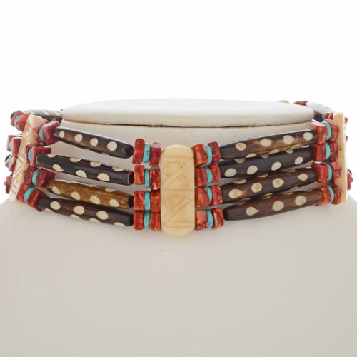 Indian Bone Choker 25997