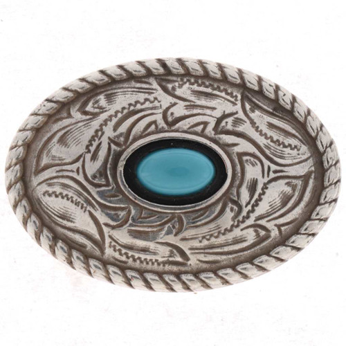 Turquoise Parade Concho 25478