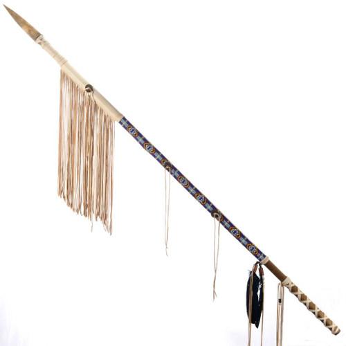 Lakota Sioux Ceremonial Spear 25481