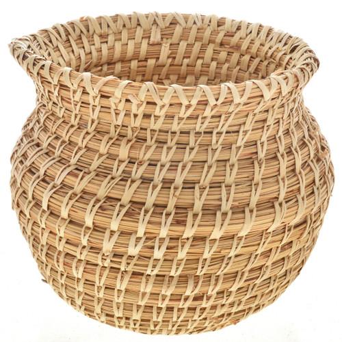 Papago Olla Basket Wheat Stitch 22550