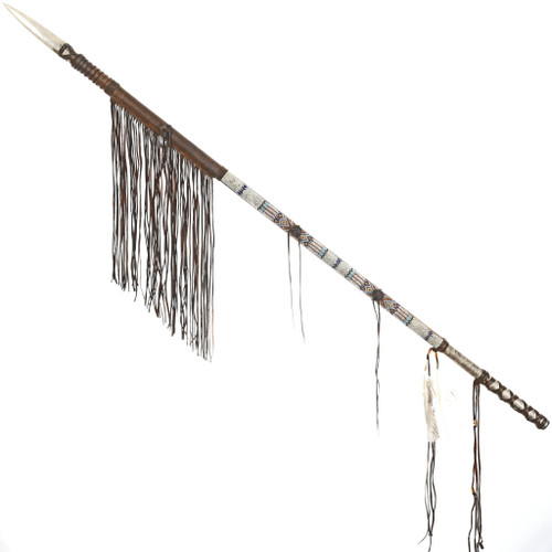 Ceremonial Style Lakota Sioux Spear 30424