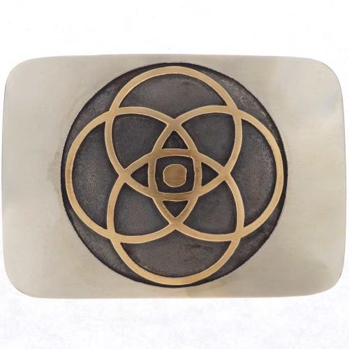 Overlaid Interlocking Circles 25373