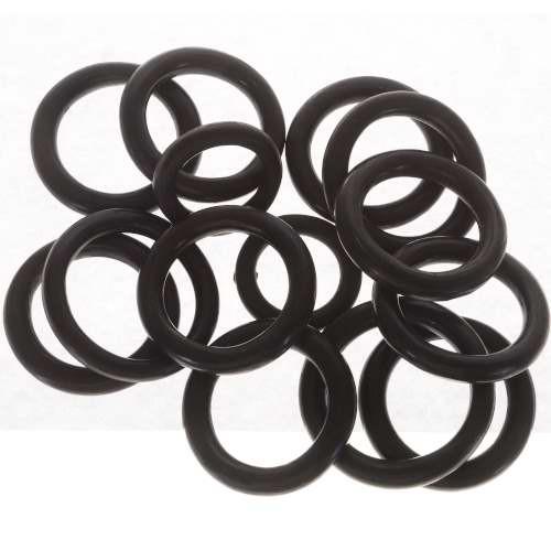Wholesale Black Pottery Rings 25661