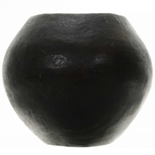 Antique African Black Pottery  27554