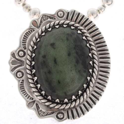 Sterling Silver Gemstone Pendant 25546