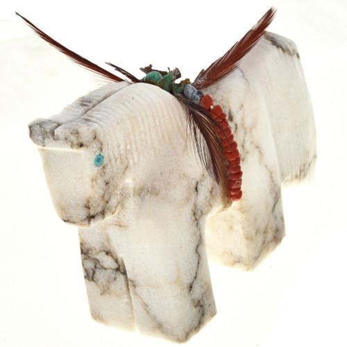 Native American Horse Fetish 17300