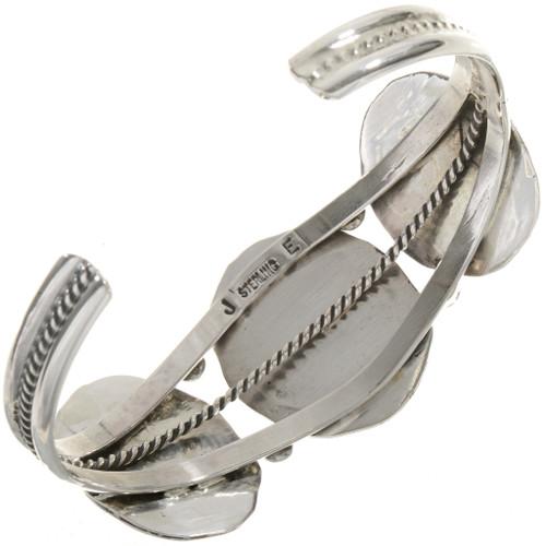 Navajo Silver Ladies Cuff Bracelet 28241
