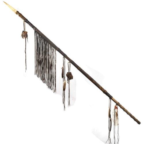 Indian Warrior Spear 25398