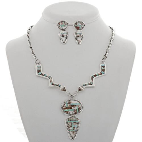Zuni Style Jewelry Set 28033